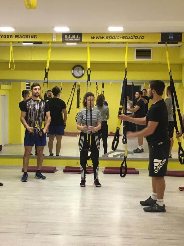 TRX - Grup Training